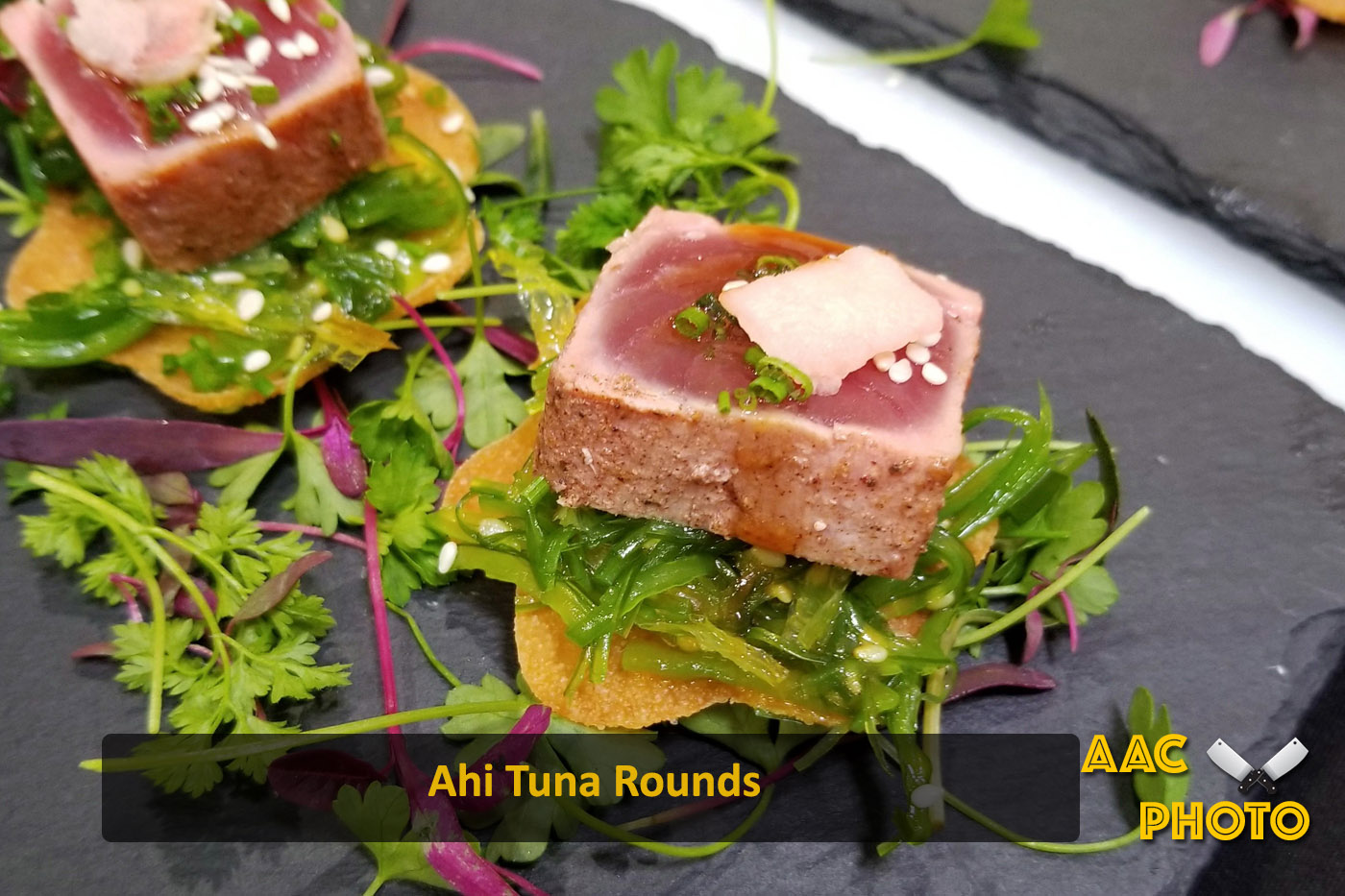Ahi Tuna Rounds