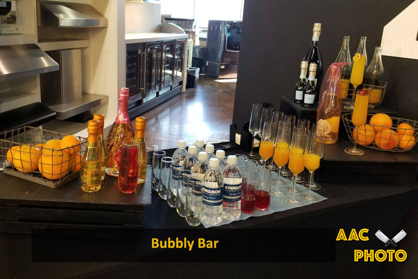 Bubbly Bar