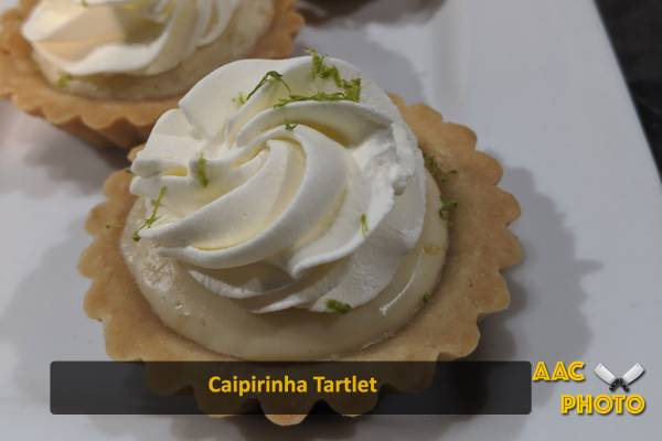 Caipirinha Tartlet