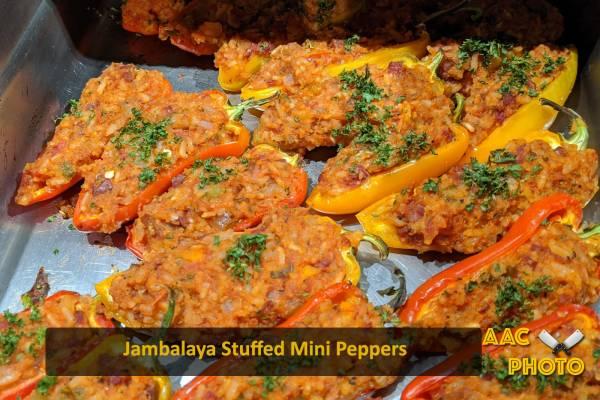 Jambalaya Peppers