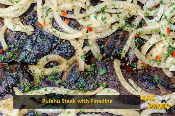 Pulehu Steak