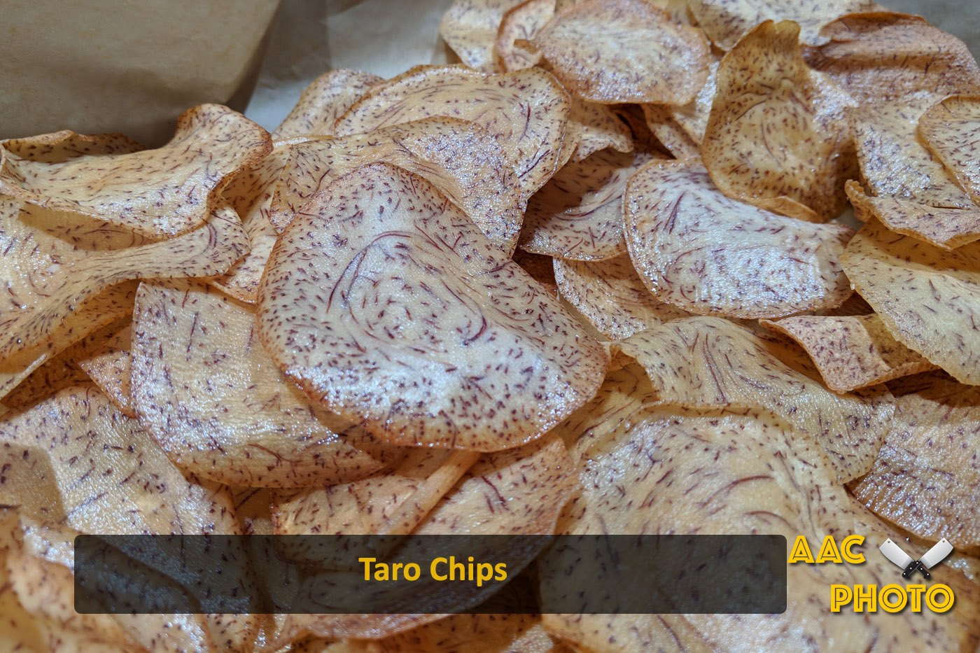Taro Chips