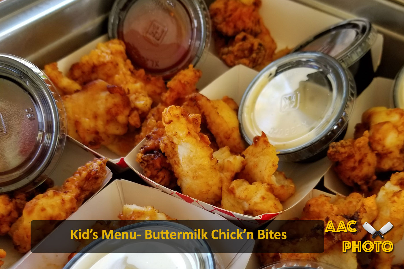 Buttermilk Chick'n Bites