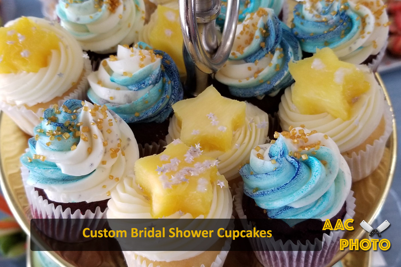 Bridal Shower Cupcakes