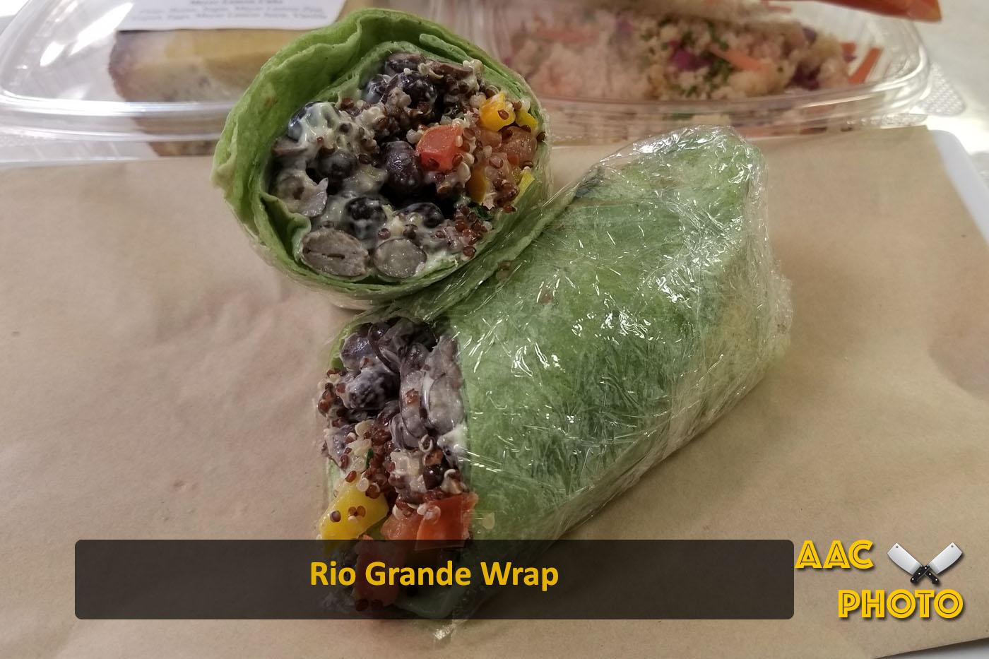 Rio Grande Wrap